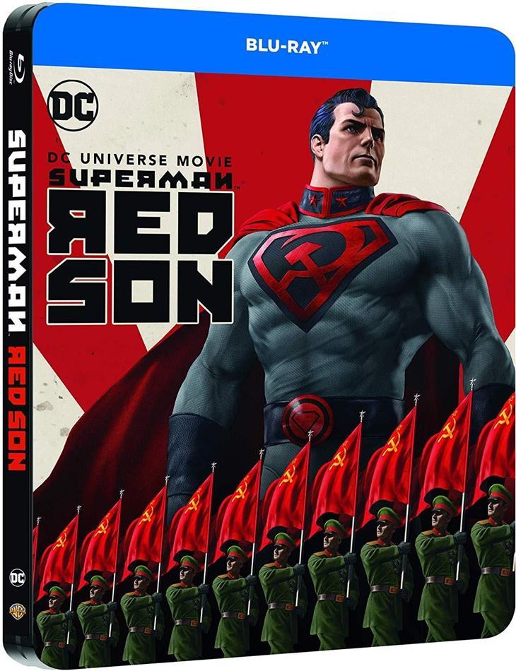 Superman - Red Son (2020) (Édition Limitée, Steelbook)