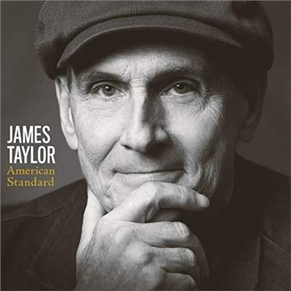 James Taylor - American Standard (Japan Edition)