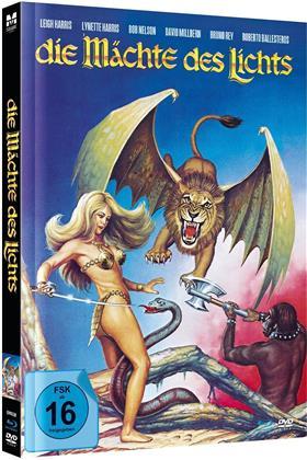 Die Mächte des Lichts (1982) (Limited Edition, Mediabook, Blu-ray + DVD)