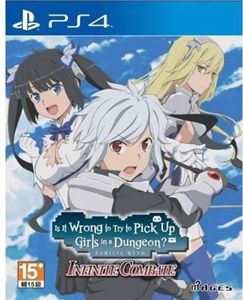 Is It Wrong To Try To Pick Up Girls In Dungeon