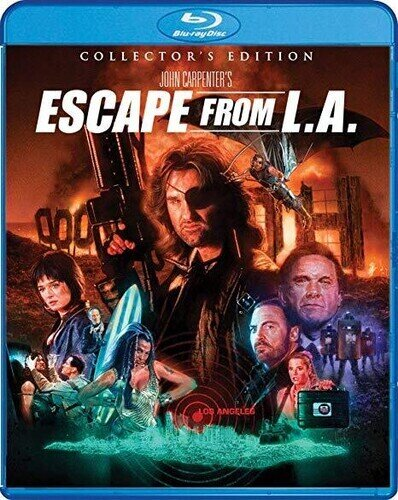 Escape from L.A. (1996) (Collector's Edition)