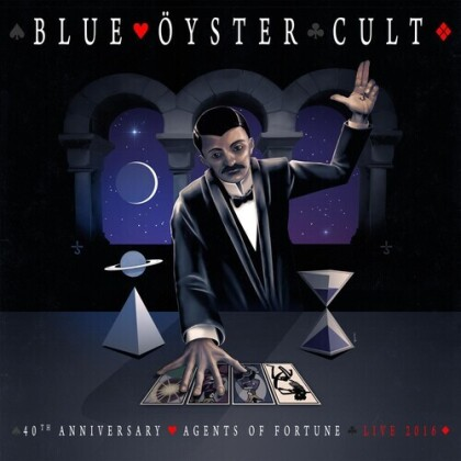 Blue Oyster Cult - Agents of Fortune - Live 2016 (40th Anniversary Edition)