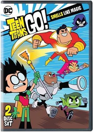 Teen Titans Go - Season 5 Part 2 (2 DVDs)
