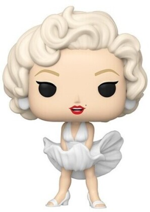 Funko Pop! Icons: - Marilyn Monroe (White Dress)