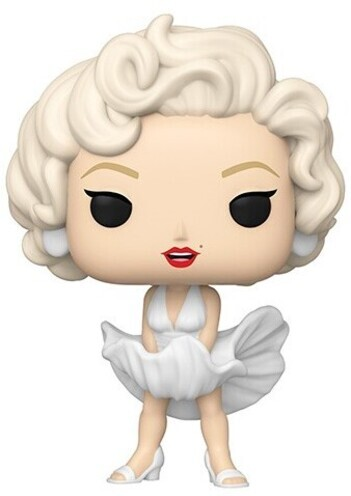Funko Pop! Icons: - Marilyn Monroe (White Dress)