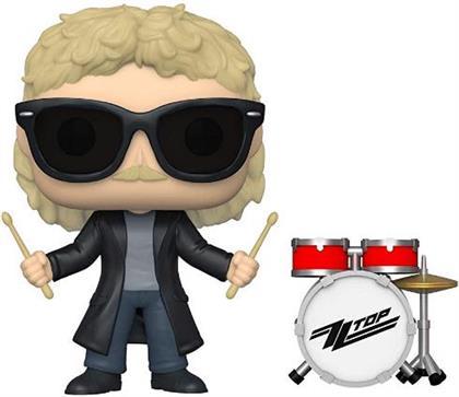 Funko Pop! Rocks: - Zz Top - Frank Bread