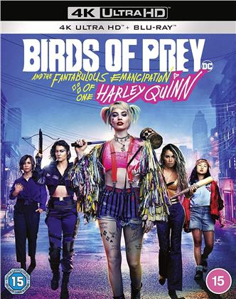 Birds Of Prey (2020) (4K Ultra HD + Blu-ray)