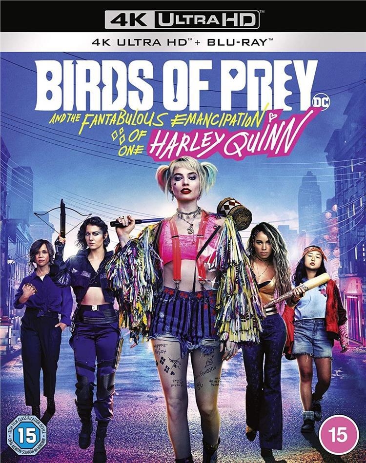 Birds Of Prey (2020) (4K Ultra HD + Blu-ray)