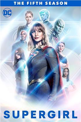 Supergirl - Season 5 (4 Blu-rays)