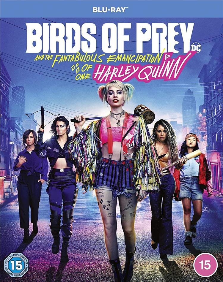 Birds Of Prey 2020 Cede Com