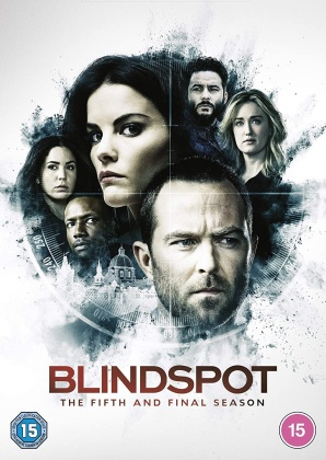Blindspot - Season 5 - The Final Season (3 DVDs)