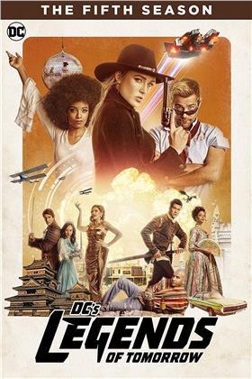 DC's Legends Of Tomorrow - Season 5