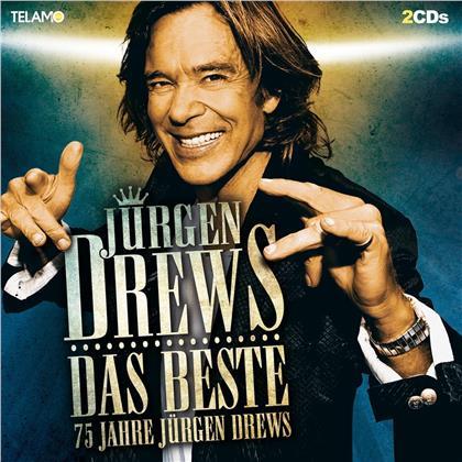 Jürgen Drews - Das Beste:75 Jahre Jürgen Drews (2 CDs)