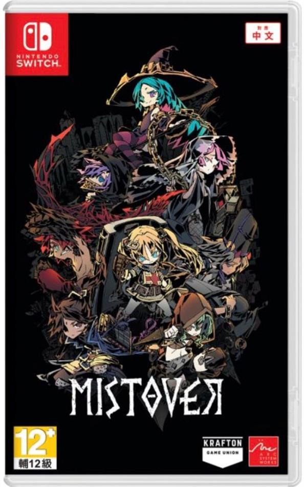 Mistover (Japan Edition)