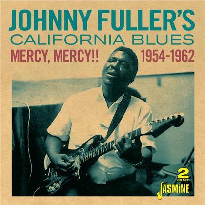 Johnny Fuller - Mercy, Mercy!! (2 CDs)