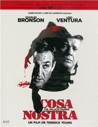 Cosa Nostra (1972) (Blu-ray + DVD)