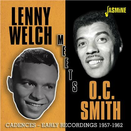 Lenny Welch & O.C. Smith - Cadences