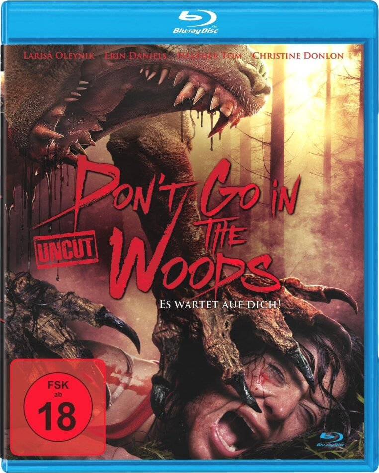 Don't go in the Woods (2019) (Uncut)