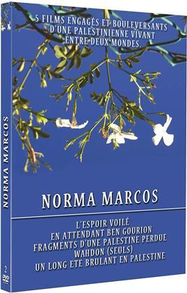 Norma Marcos - L'espoir voilé / En attendant Ben Gourion / Fragments d'une Palestine perdue / Wahdon (Seuls) / Un long été brûlant en Palestine (2 DVDs)
