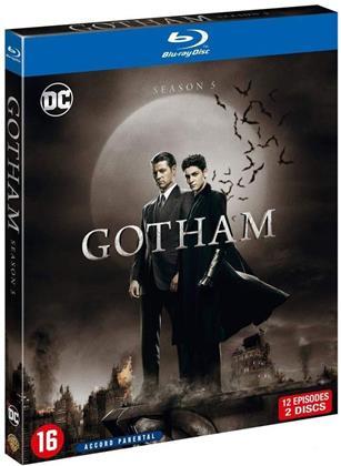 Gotham - Saison 5 (2 Blu-rays)