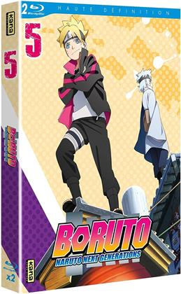 Boruto - Naruto Next Generations - Vol. 5 (2 Blu-rays)