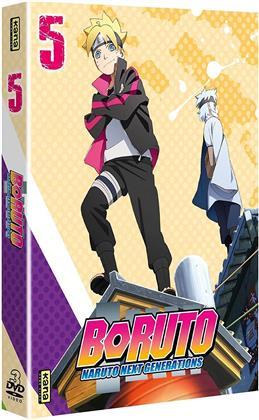 Boruto - Naruto Next Generations - Vol. 5 (3 DVDs)