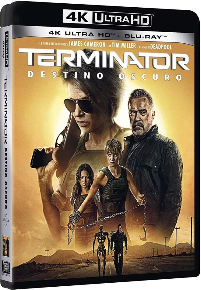 Terminator 6 - Destino oscuro (2019) (4K Ultra HD + Blu-ray)