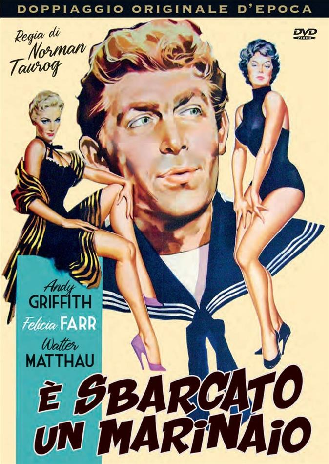 É sbarcato un marinaio (1958) (Doppiaggio Originale D'epoca, n/b)
