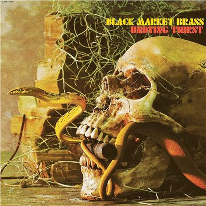 Black Market Brass - Undying Thirst (Colored, LP)