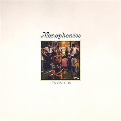 Monophonics - It's Only Us (Limited, Colored, LP)