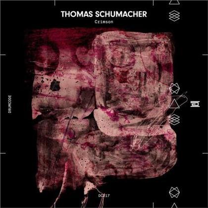 """Thomas Schumacher - Crimson (12"""" Maxi)"""