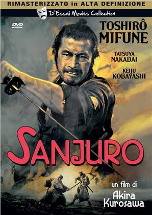 Sanjuro (1962) (D'Essai Movie Collection, HD-Remastered, s/w)