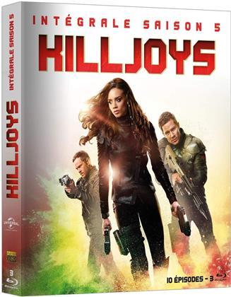 Killjoys - Saison 5 - La Saison Finale (3 Blu-rays)