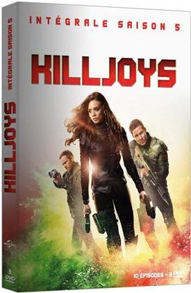Killjoys - Saison 5 - La Saison Finale (3 DVDs)