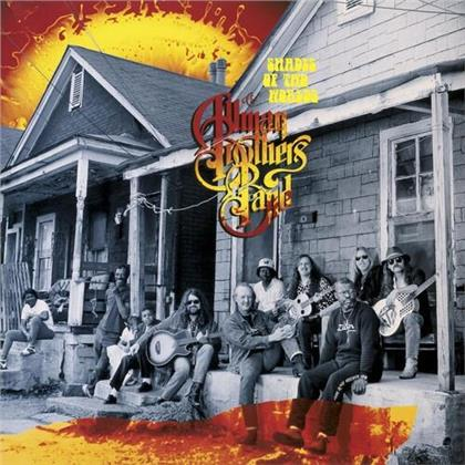 The Allman Brothers Band - Shades Of Two Worlds (Friday Music, 2020 Reissue, Gatefold, Limited, Blue Gold Vinyl, LP)