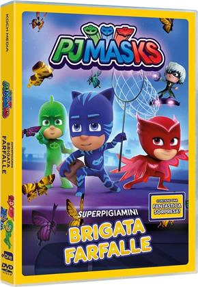 PJ Masks - Super pigiamini - Brigata farfalle