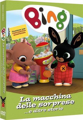 Bing - La macchina delle sorprese e altre storie