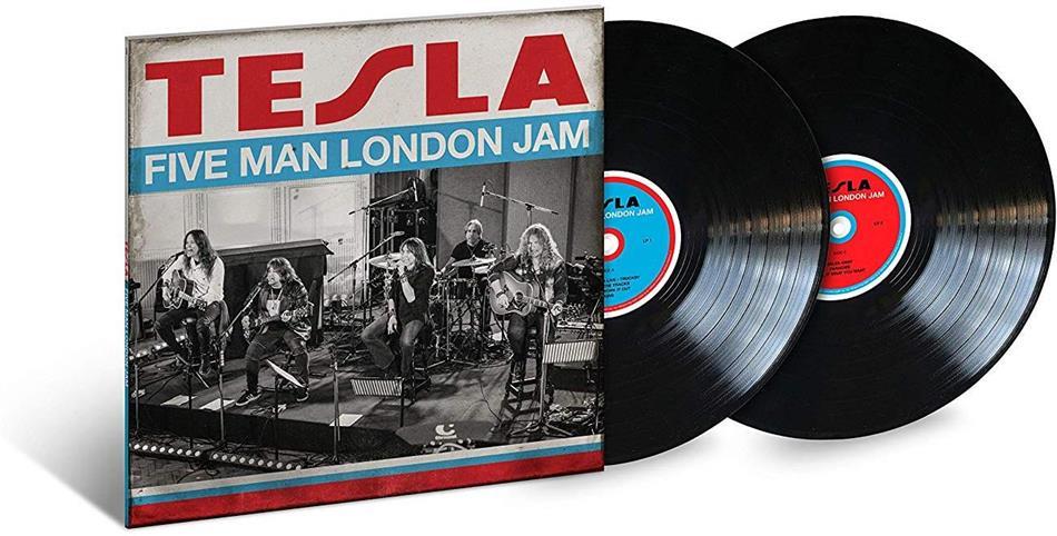 Tesla - Five Man London Jam (2 LPs)