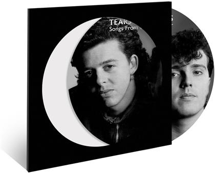 Tears For Fears - Songs From The Big Chair (2020 Reissue, Island Records, Picture Disc, LP)