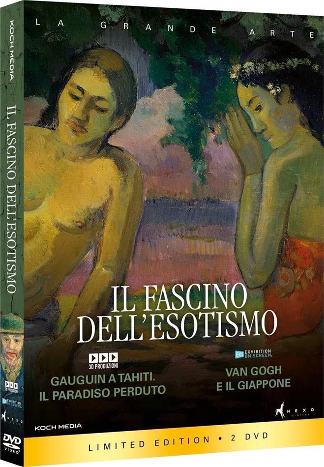 Il fascino dell'esotismo (La Grande Arte, Edizione Limitata, 2 DVD)