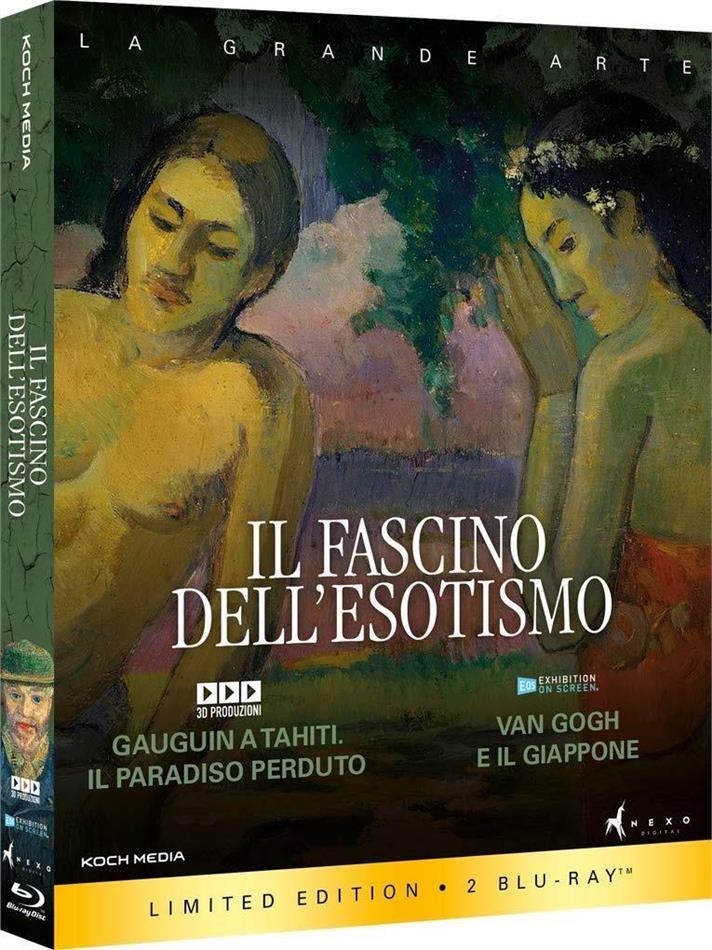 Il fascino dell'esotismo (La Grande Arte, Edizione Limitata, 2 Blu-ray)