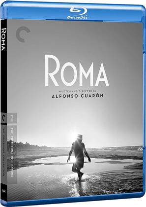 Roma (2018) (n/b, Criterion Collection, Edizione Speciale)