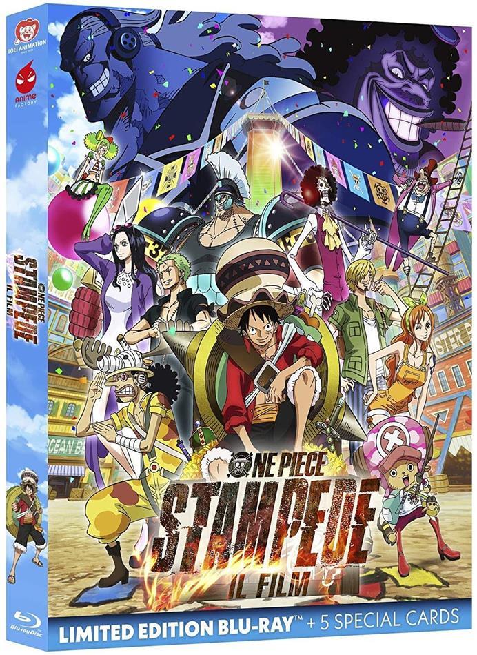 One Piece Stampede - Il Film (2019) (Edizione Limitata)