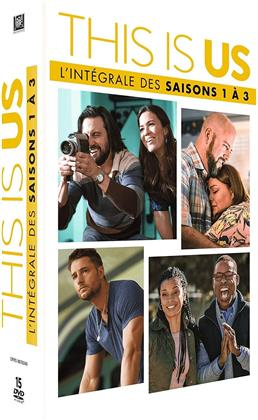 This is Us - Saisons 1-3 (15 DVDs)