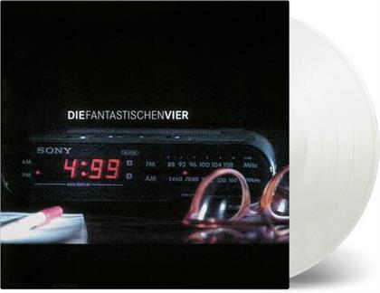 Die Fantastischen Vier - 4:99 (2020 Reissue, Music On Vinyl, Limited Edition, White Vinyl, LP)