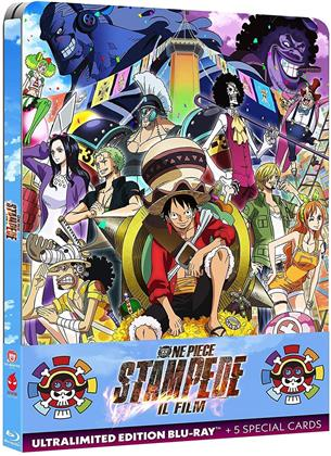 One Piece Stampede - Il Film (2019) (UltraLimited Edition, Steelbook)