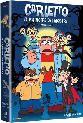 Carletto il principe dei mostri - Prima parte (8 DVD)