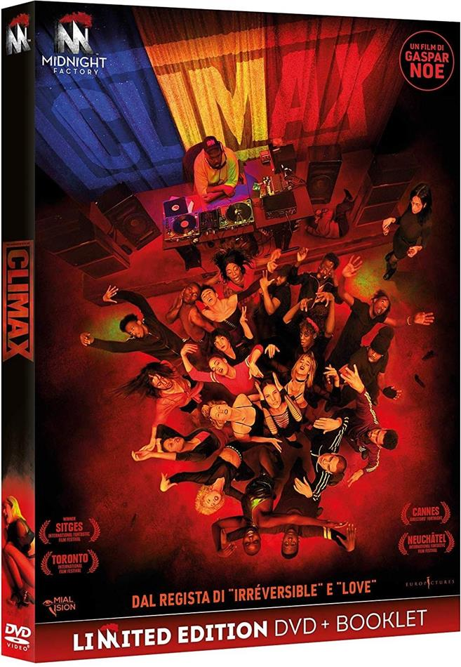 Climax (2018) (Midnight Factory, Limited Edition)
