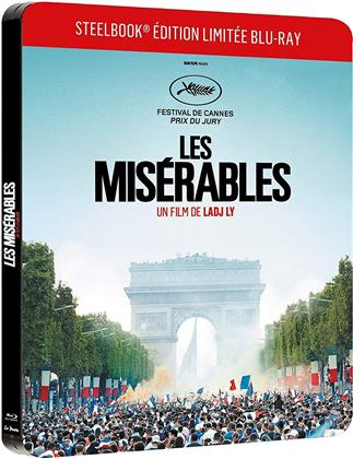 Les Misérables (2019) (Limited Edition, Steelbook)