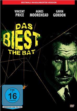Das Biest - The Bat - Kolorierte Fassung (1959)